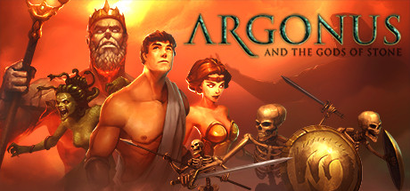 Argonus and the Gods of Stone Capa