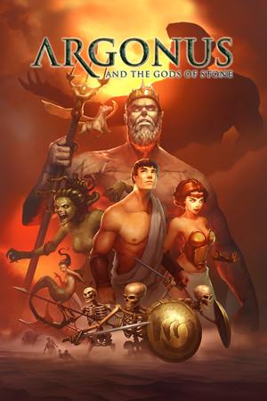 Argonus and the Gods of Stone poster image on Steam Backlog