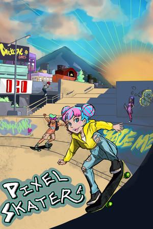 Pixel Skater poster image on Steam Backlog