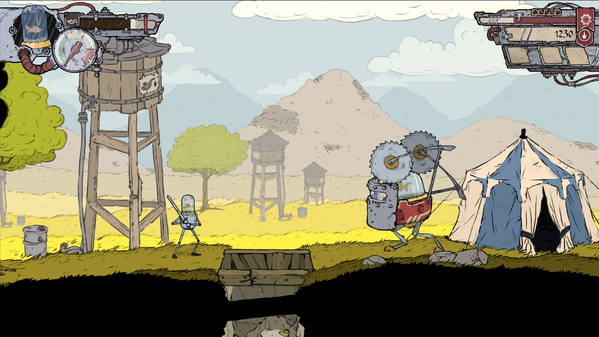 Find the best laptop for Feudal Alloy