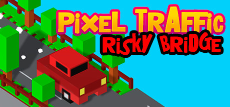 Pixel Traffic: Risky Bridge