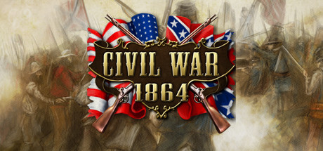 Civil War: 1864 cover art