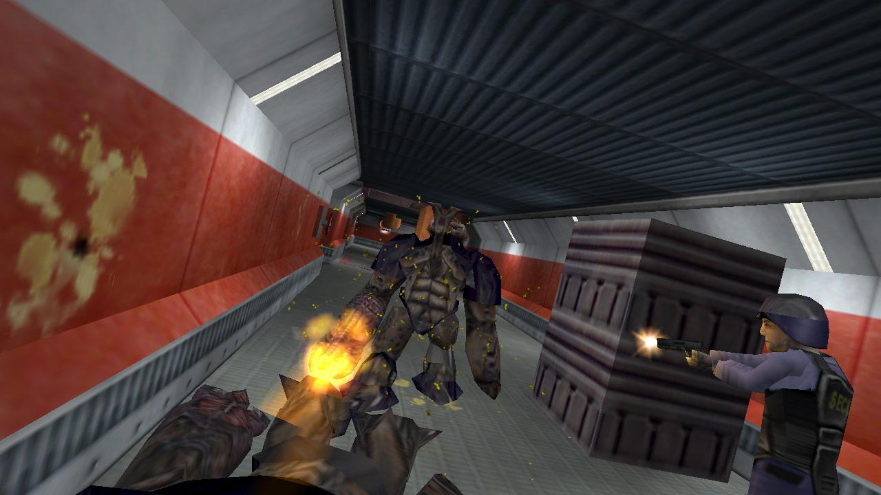 Half-Life · AppID: 70