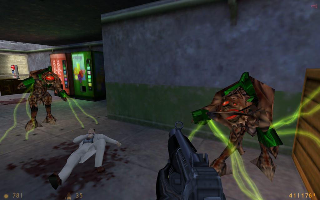 تحميل لعبة الأكشن والمغامرة Half-Life GOTY