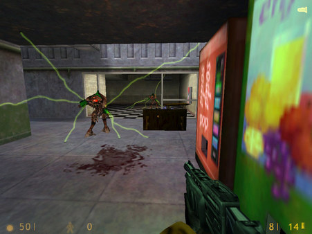 Half-Life Screenshot