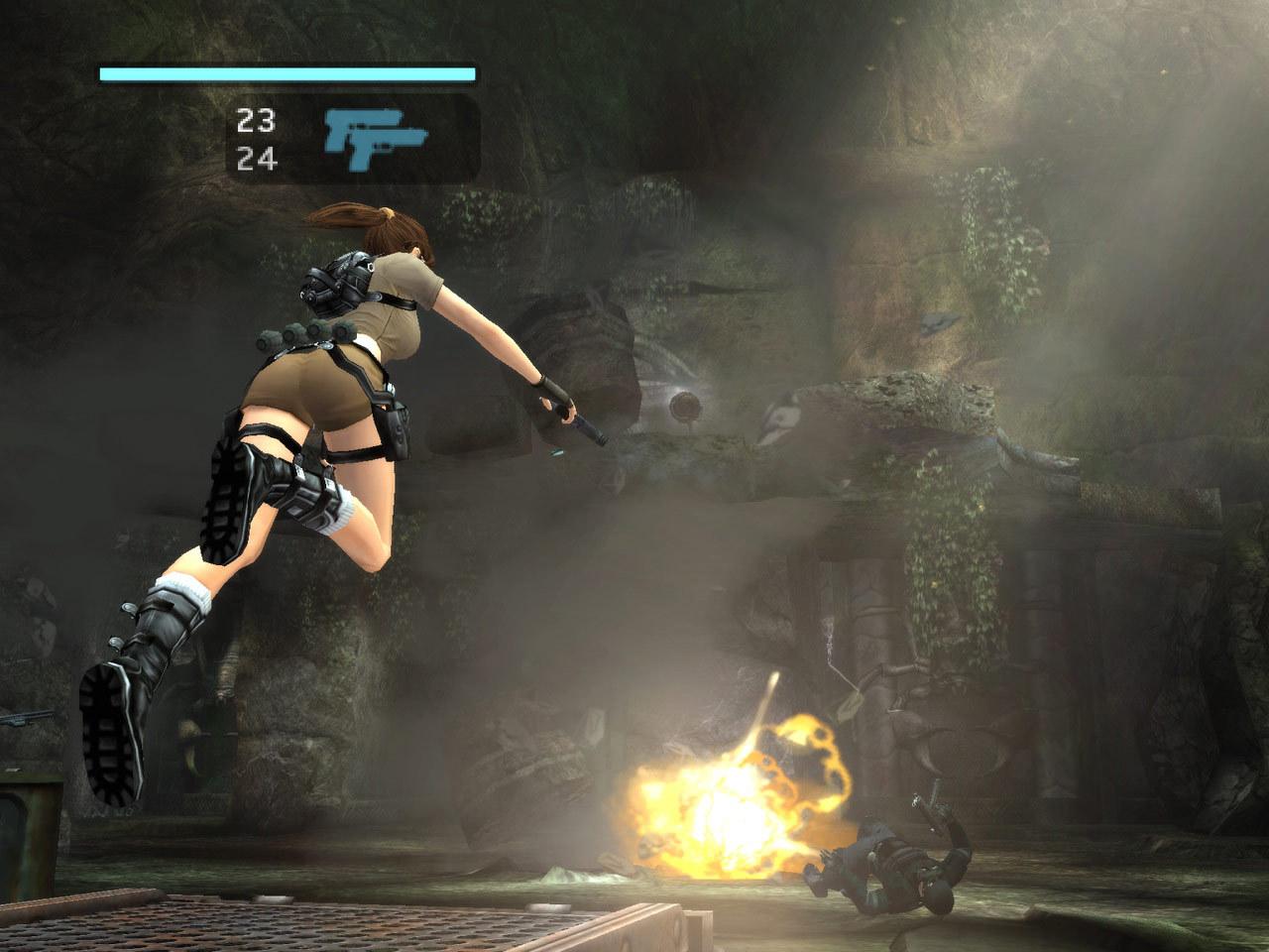 Tomb Raider: Legend Screenshot 2