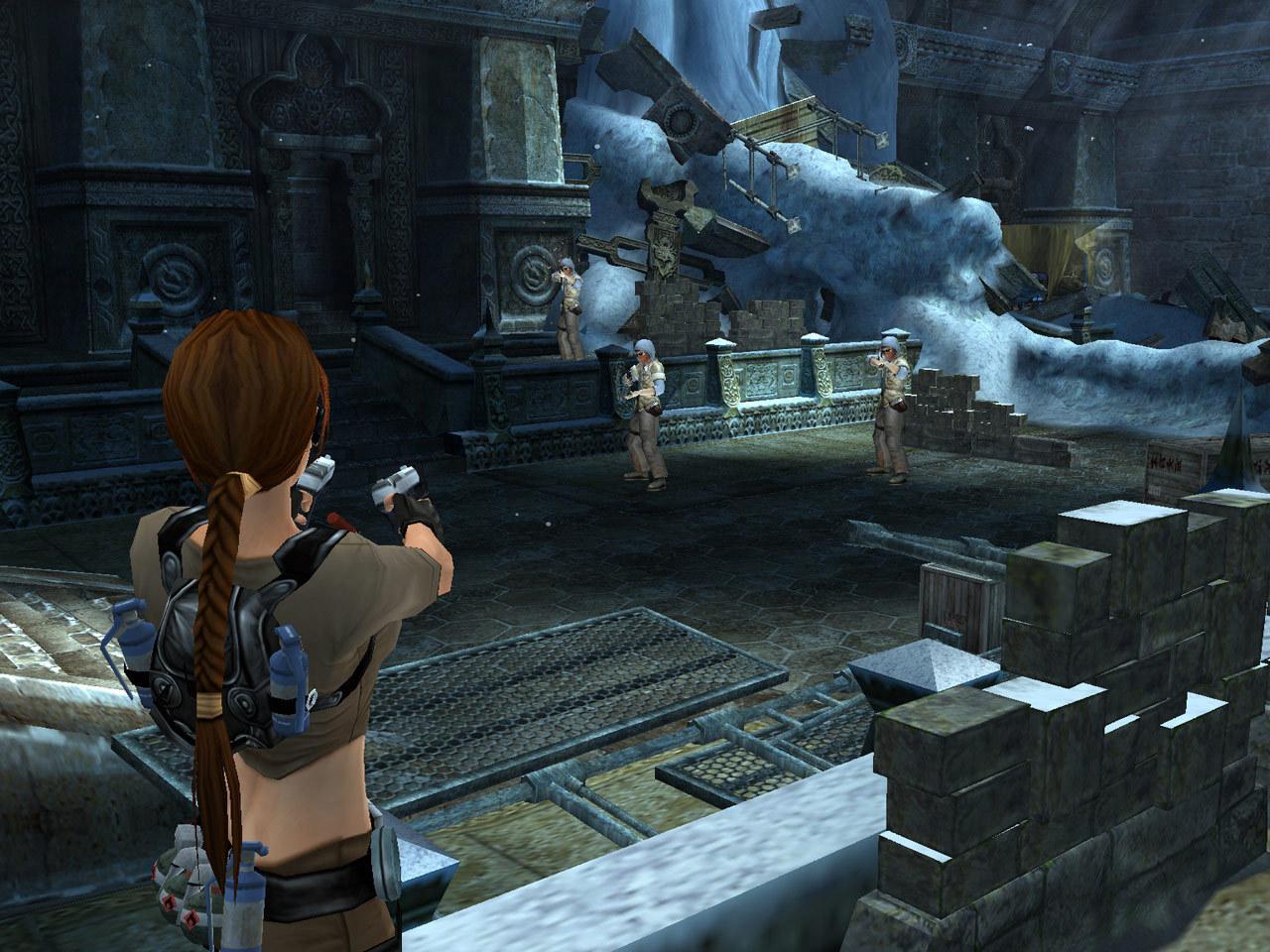 Tomb Raider: Legend Screenshot 3