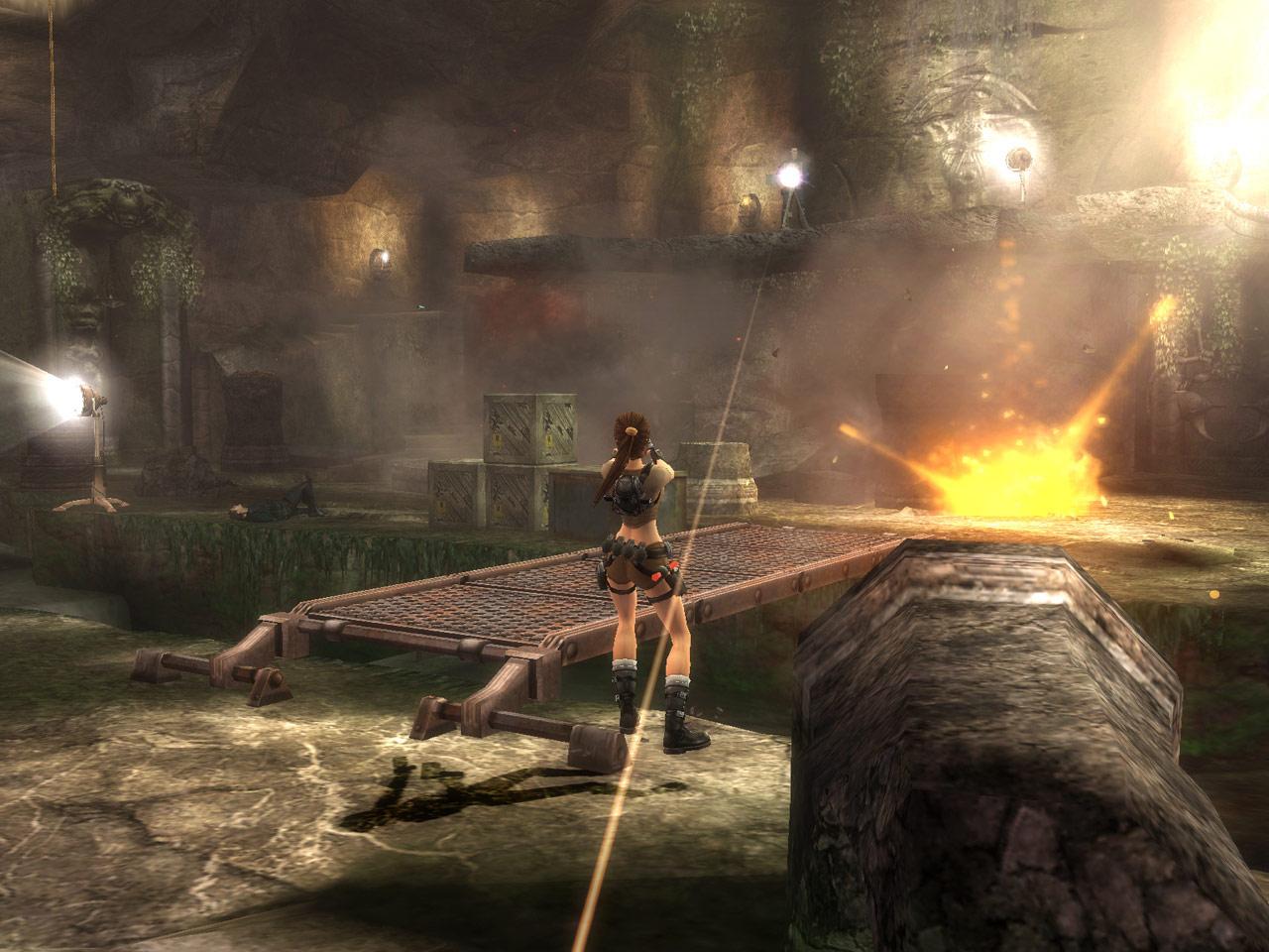 تحميل لعبة المغامرة والأكشن Tomb Raider: Legend
