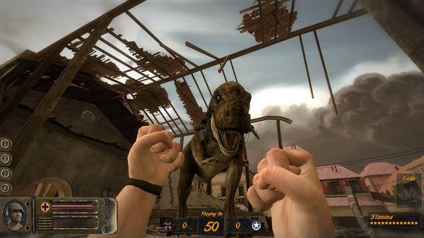 скриншот Dino D-Day 6