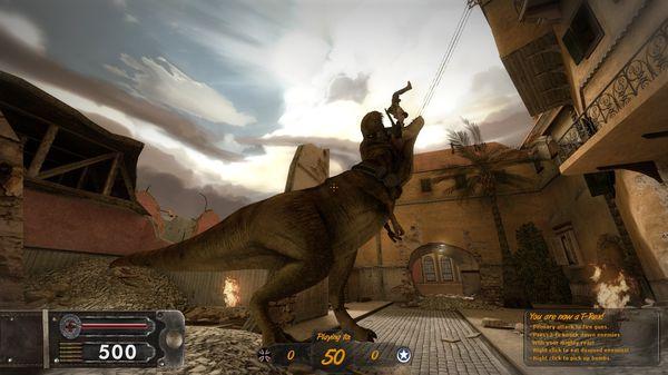 скриншот Dino D-Day 0