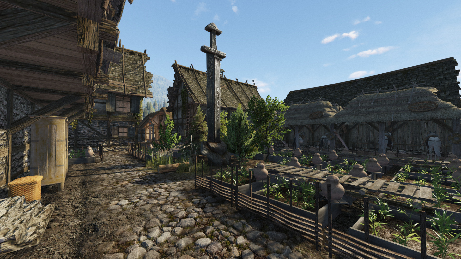 Life is feudal mmo центральный город новая ролевая on-line игра
