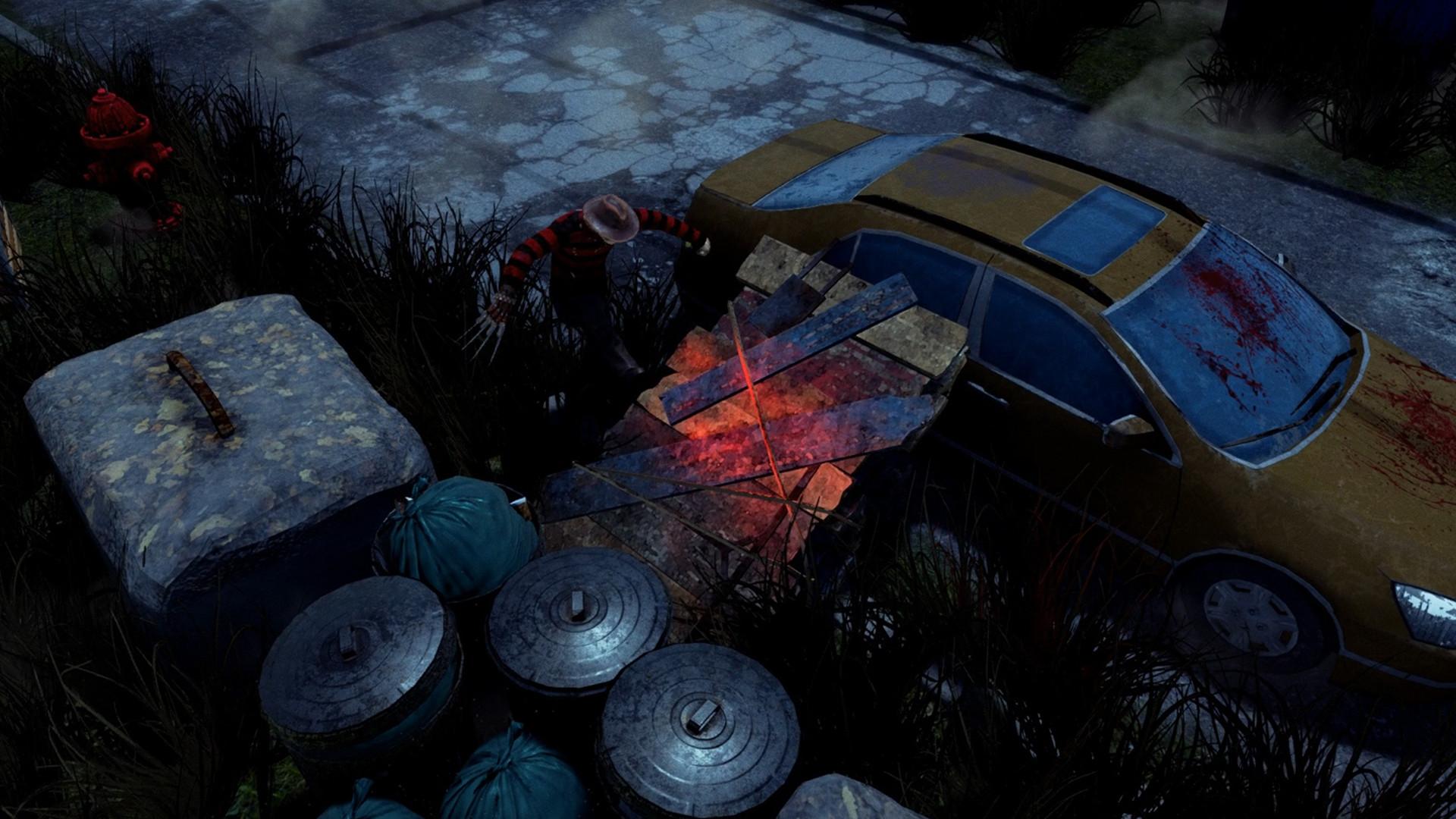 Dead By Daylight A Nightmare On Elm Street On Steam