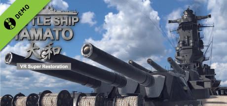 VR Battleship YAMATO Demo