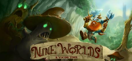Teaser image for Nine Worlds - A Viking saga