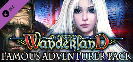 Wanderland: Famous Adventurer Pack