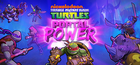 Teenage Mutant Ninja Turtles: Portal Power Thumbnail