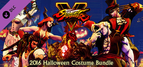 Street Fighter V - 2016 Halloween Costume Bundle