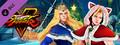 Street Fighter V - 2017 Holiday Costume Bundle-dlc