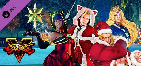 Street Fighter V - 2017 Holiday Costume Bundle
