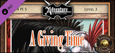 Fantasy Grounds - BASIC03: A Giving Time (5E)
