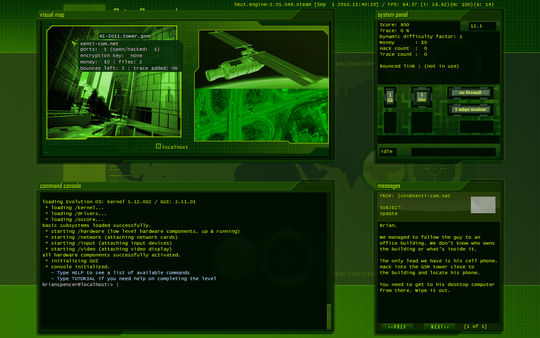 Hacker Evolution: Untold 4