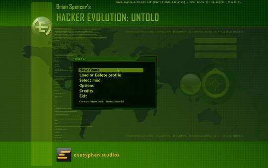 Hacker Evolution: Untold 0