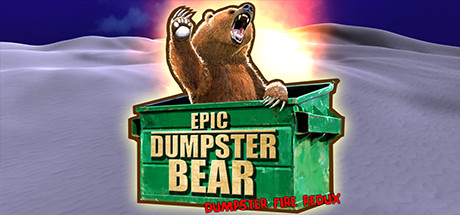 Epic Dumpster Bear cover art