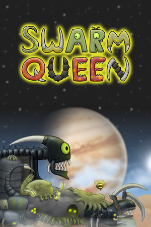 Swarm Queen poster image on Steam Backlog