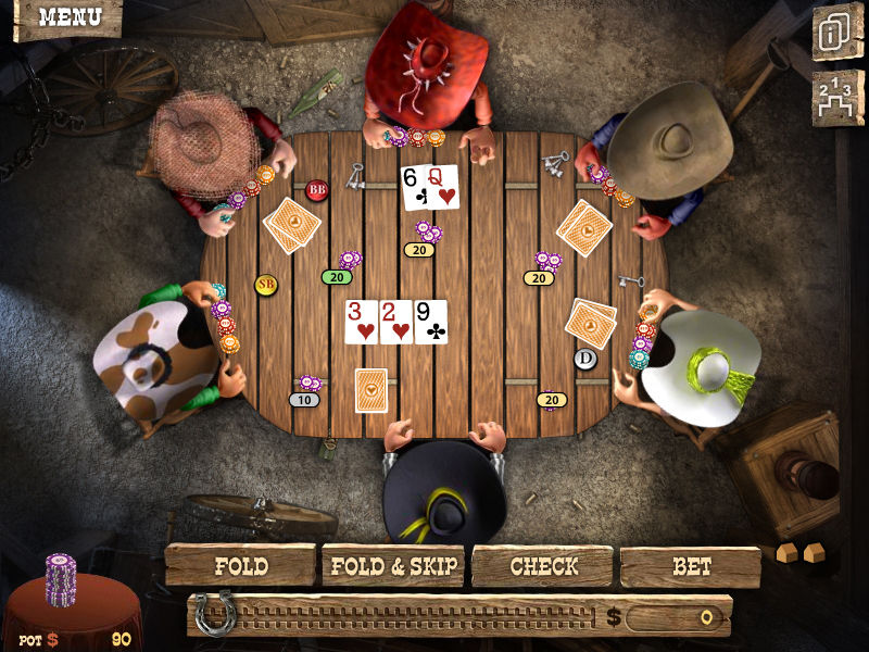 Poker world - offline texas holdem download