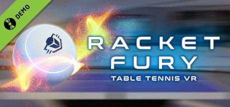 Racket Fury: Table Tennis VR Demo