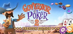 Governor of Poker 2: Premium Edition cover art