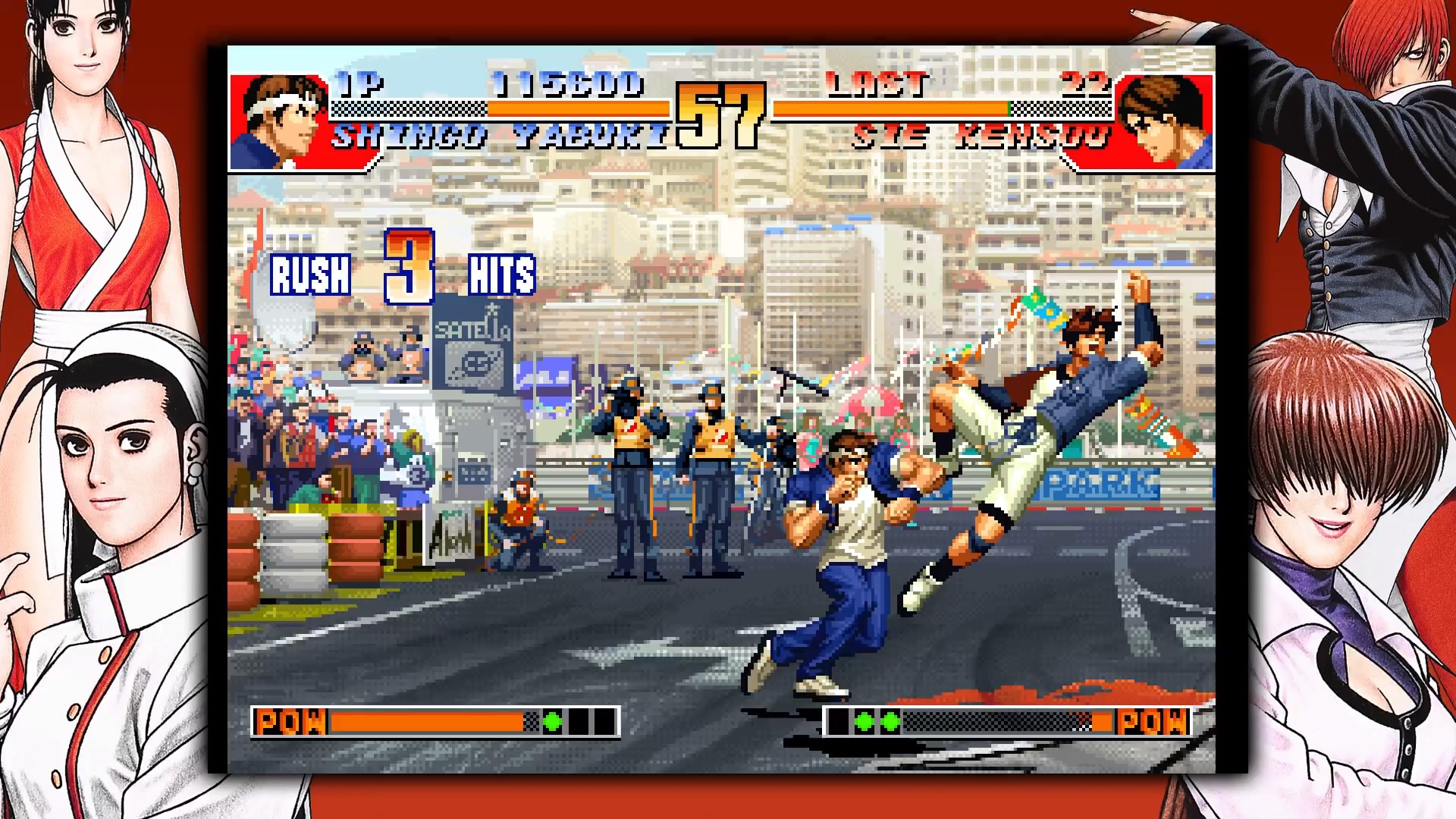The King Of Fighters 97 Global Match On Steam