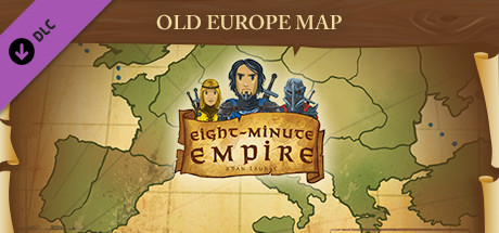 Eight-Minute Empire: Old Europe Map