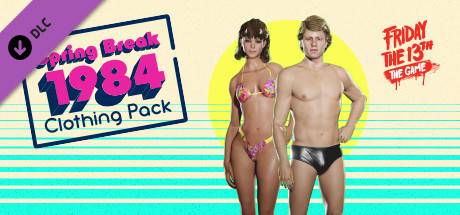 Friday the 13th: The Game - Spring Break 1984 Clothing Pack