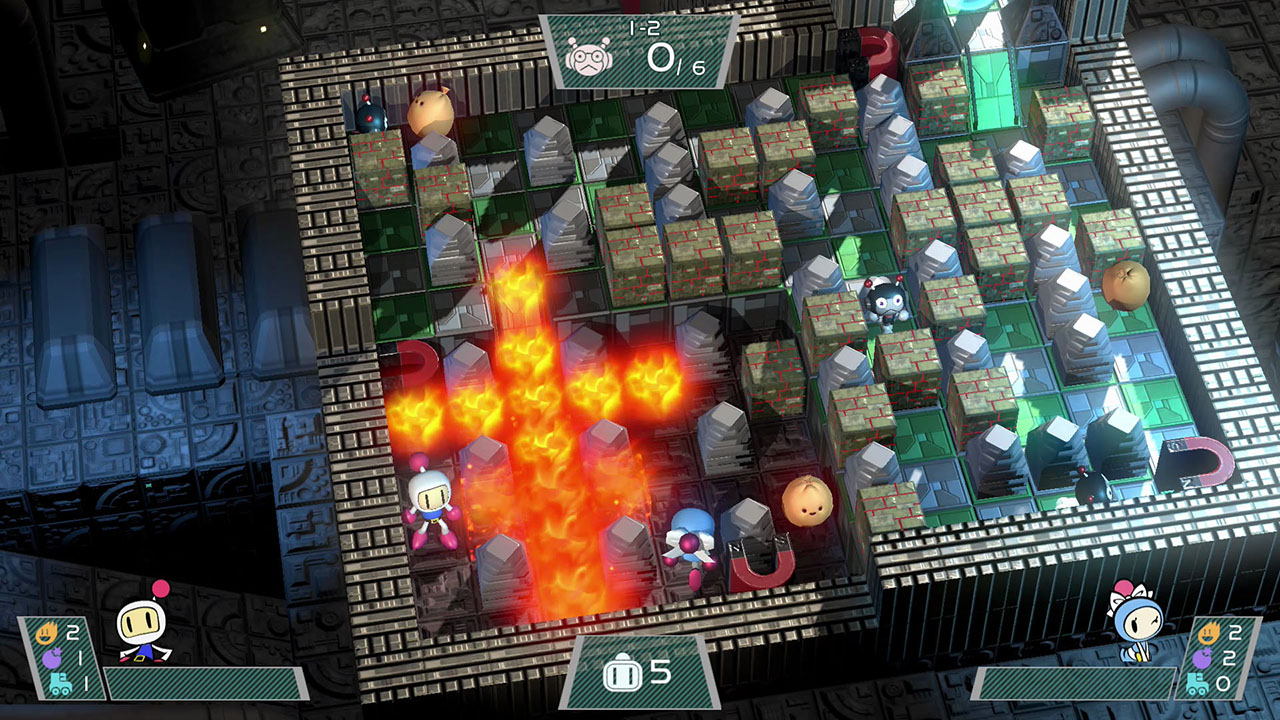 Super Bomberman R Download Full Version