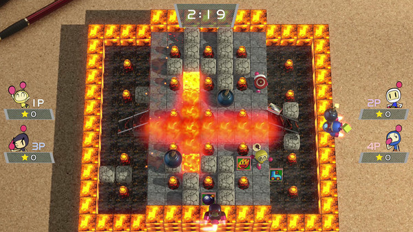 Super Bomberman R - SKIDROW