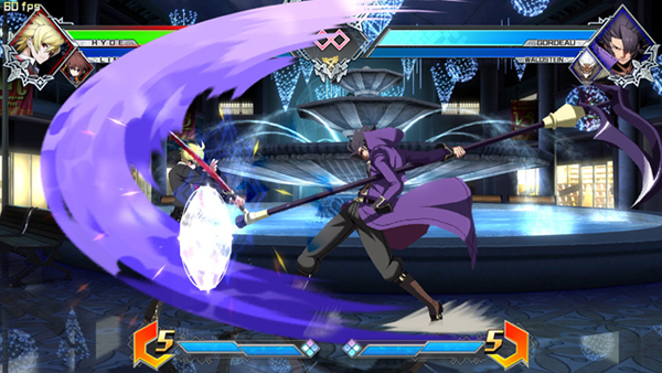 , BlazBlue: Cross Tag Battle, P2Gamer