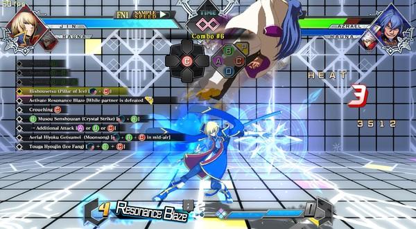 BlazBlue: Cross Tag Battle - CODEX