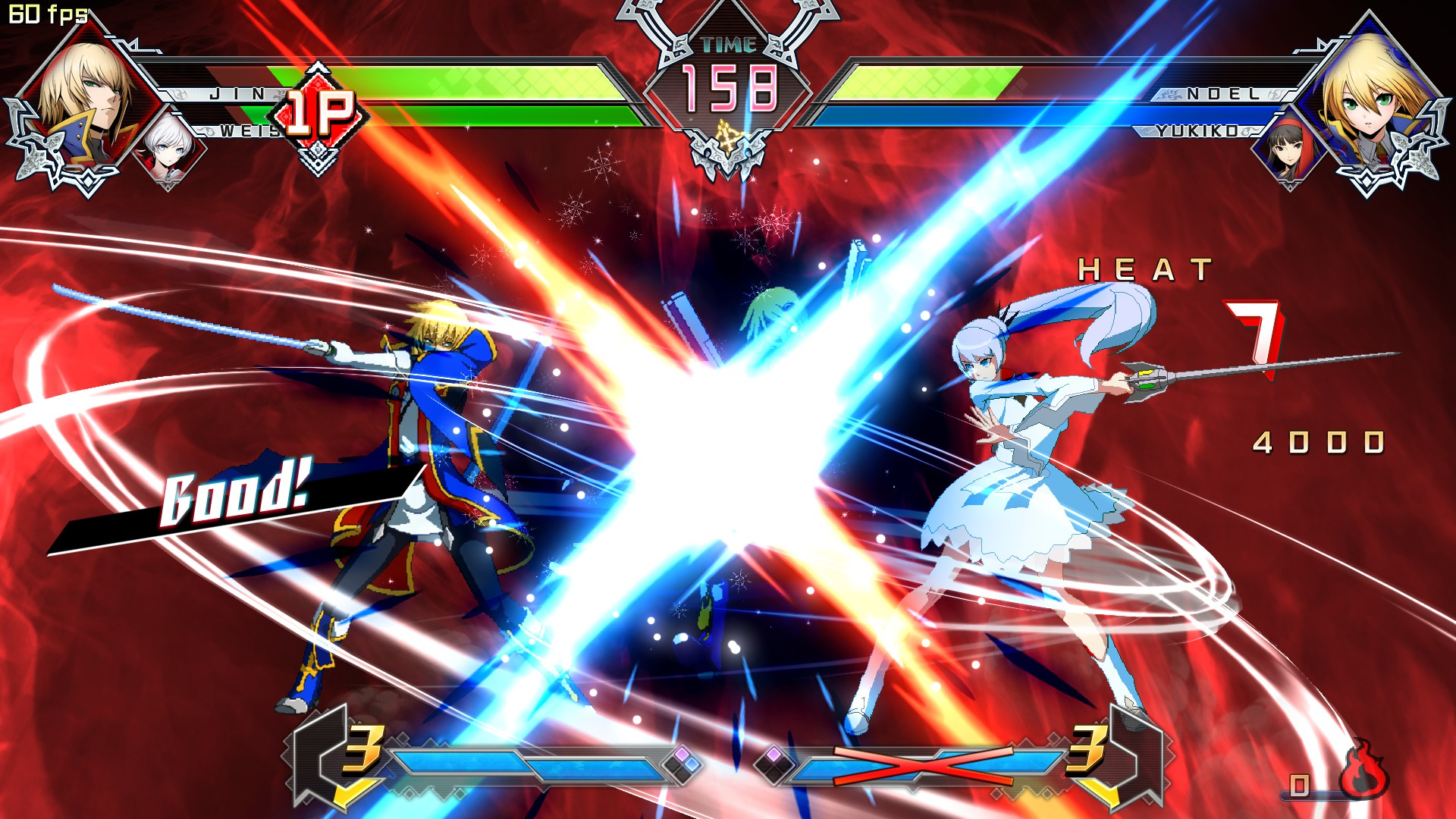 BlazBlue: Cross Tag Battle [2018|Eng|Multi5]