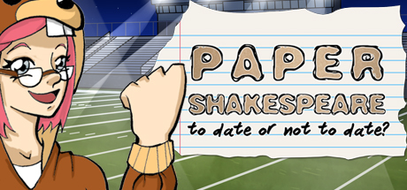Teaser image for Paper Shakespeare: To Date Or Not To Date?