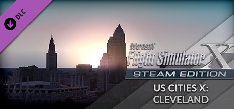 FSX Steam Edition: US Cities X: Cleveland Add-On