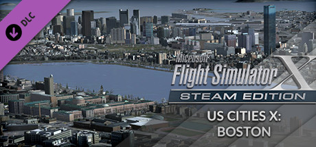 FSX Steam Edition: US Cities X: Boston Add-On on Steam