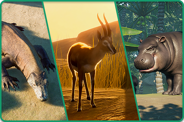 Planet Zoo on Steam