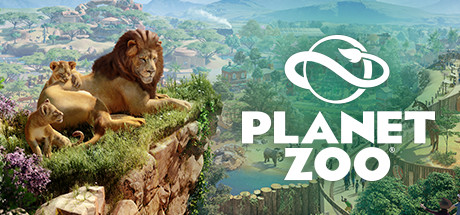 Planet Zoo cover art