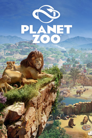 Planet Zoo poster image on Steam Backlog
