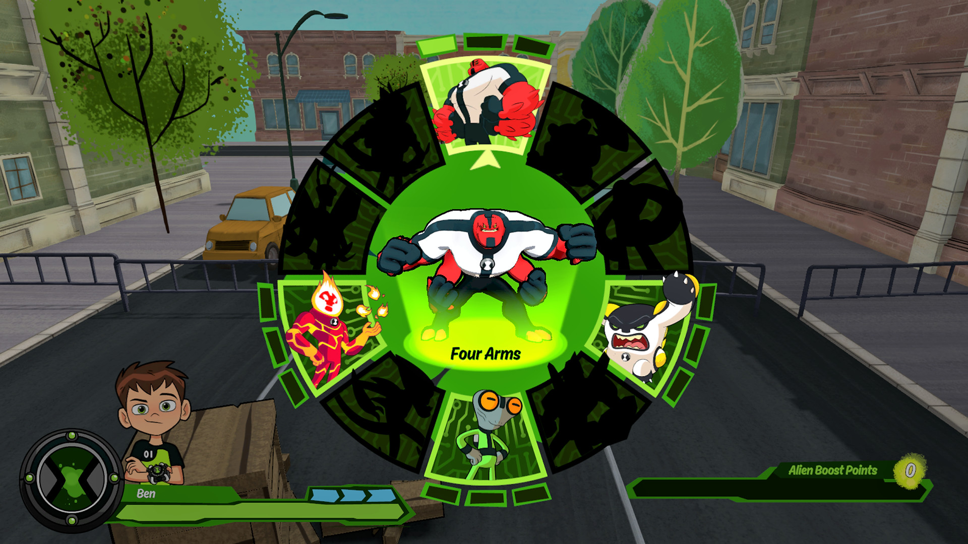 Ben 10 Games | Play All Ben 10 Games Online for Free