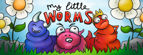 My Little Worms - 我的小虫虫