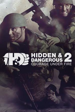 Hidden & Dangerous 2: Courage Under Fire poster image on Steam Backlog