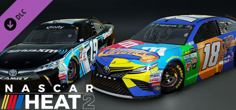 NASCAR Heat 2 - Free September Toyota Pack