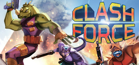 Teaser image for Clash Force